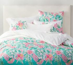 Pottery Barn Lilly Pulitzer Jungle Lilly Percale D