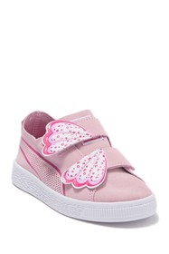 PUMA Suede Butterfly Sneaker (Toddler
