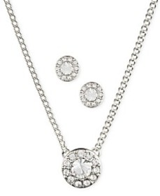 """Givenchy Necklace and Earring Set, 16"""" + 3"""" Extend"""