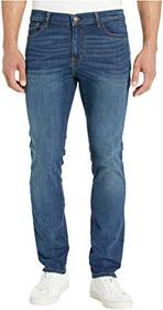 Tommy Hilfiger Denim Straight Fit Jeans in Dark Wa