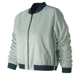 New balance Women's NB Heat Loft Reversible Bomber