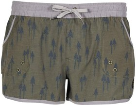United By Blue Painted Pines Board Shorts - Women'
