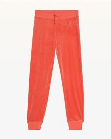 Juicy Couture Ultra Luxe Velour Zuma Pant for Girl