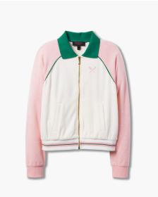 Juicy Couture JUICY TENNIS MICROTERRY JACKET