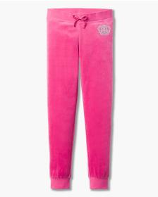 Juicy Couture JUICY CROWN VELOUR ZUMA PANT