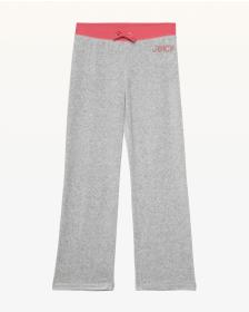 Juicy Couture Juicy Bow Velour Mar Vista Pant for