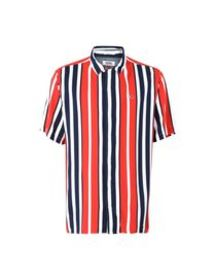 TOMMY JEANS - Striped shirt