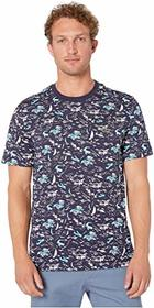 Lacoste Short Sleeve All Over Printed Jersey T-Shi