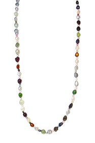 Savvy Cie Cultured 4-12mm Freshwater Pearl Endless