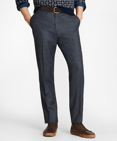 Brooks Brothers Wool Twill Trousers