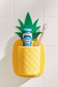 Tooletries Pineapple Toothbrush Holder