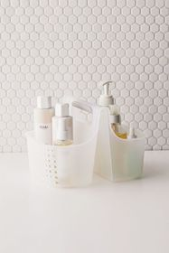 Perforated Shower Caddy