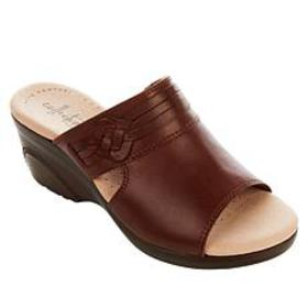 Collection by Clarks Lynette Trudie Leather Wedge