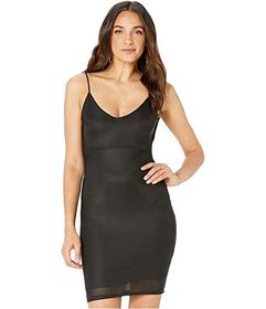 Bebe Back Cowl Neck Dress