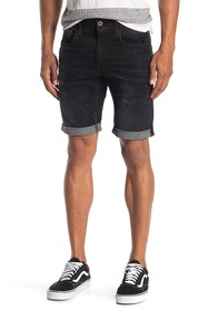 G-STAR RAW Elto Slim Cuffed Denim Shorts