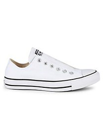 Converse Women's All Star Slip-On Sneakers WHITE