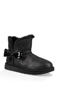 UGG UGG(R) Mini Sequin Bow Bootie