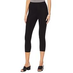 """""""As Is"""" Nearly Nude 2pk Capri-Length Stretch Cotto"""