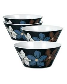 Pfaltzgraff Set of 4 Melamine Cereal Bowl