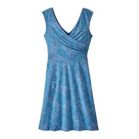 W's Porch Song Dress, Swift Feathers Multi: Port B