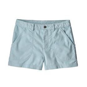 "W's Cord Stand Up Shorts® - 3"", Atoll Blue (ATBL)"