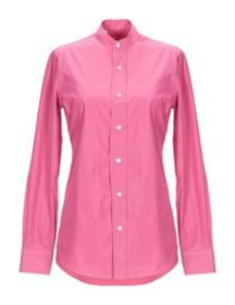 SALVATORE PICCOLO - Solid color shirts & blouses