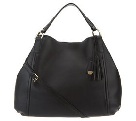 """""""As Is"""" G.I.L.I. Pebble Leather Large Roma - A3529"""