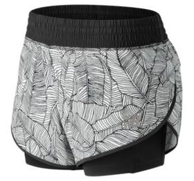 New balance Women's 4 Inch Printed Impact Short