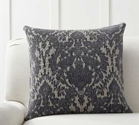 Pottery Barn Devin Jacquard Pillow Cover