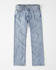Bootcut Jeans, LIGHT WASH
