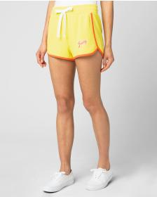 Juicy Couture CREPE RIB KNIT JUICY FRUIT LOGO SHOR