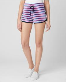 Juicy Couture SUMMER STRIPE VELOUR TRACK DOLPHIN S