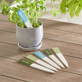 Crate Barrel Plant Markers, Set of 6