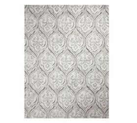 Pottery Barn Aiken Easy Care Recycled Material Rug