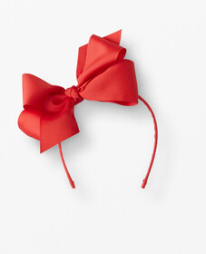 Hanna Andersson Really Big Ribbon Bow Headband in