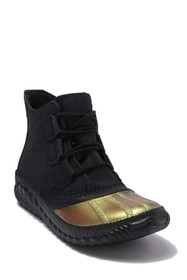 Sorel Out N About Plus Glitter Waterproof Boot