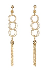 Savvy Cie Italian 14K Gold Plated Sterling Silver