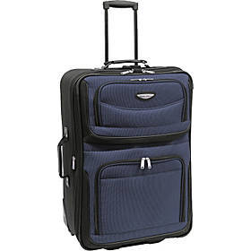 Traveler's Choice Amsterdam Expandable Rolling Upr