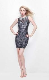 Primavera Couture - Sequined and Pearl-encrusted I