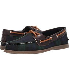 Sperry Conway Boat Blackwatch Plaid