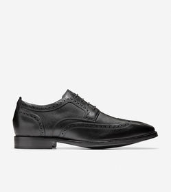 Cole Haan Jefferson Grand 2.0 Wingtip Oxford