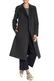 Theory Tokyo Cashmere Wrap Trench