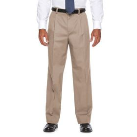 Men's Croft & Barrow® Relaxed-Fit Easy-Care Stretc