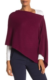 In Cashmere Cashmere Off-the-Shoulder Topper