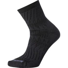 Smartwool Triangle Texture Mid Crew Sock - Women's