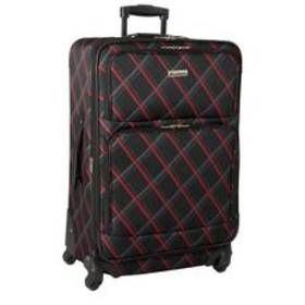 Leisure Lafayette 25in. Spinner - Black/Red