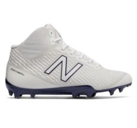 New balance Men's Mid-Cut Burn X Lacrosse Cleat