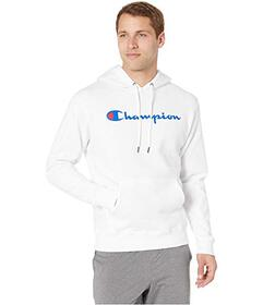 Champion Graphic Powerblend® Pullover Hoodie