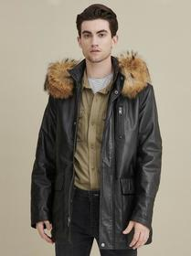 Wilsons Leather Jasper Leather Parka