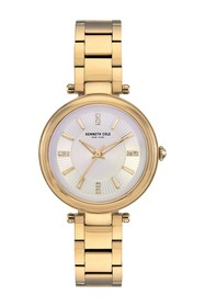 Kenneth Cole New York Women's Crystal Dial Bracele
